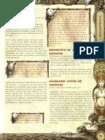 Web Enhancement - Conan RPG - Code of Honour