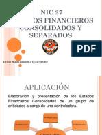Diapositivas e, f. Con Soli Dados