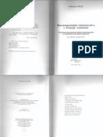 DISCRICIONARIEDADE ADM E PROTEÇÃO AMBIENTAL part 1