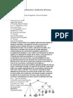 Caracterización y clasificación del terreno
