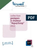 Collection Pompe à chaleur Airwell
