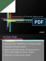 Economics of Brain-Drain