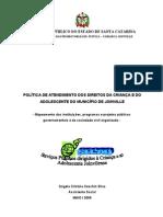 Estudo Rede to Infancia Jvlle Maio 2008