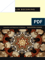 Muslim Becoming by Naveeda Khan