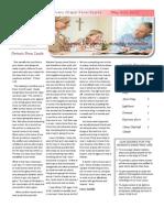 Calvary Chapel Newsletter May-June 2012