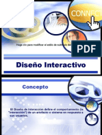 Diseño Interactivo
