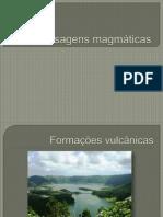 Paisagens magmáticas