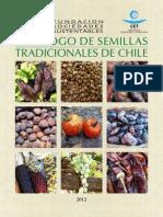 Catalogo Semillas Tradicionales de Chile