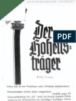 Der Hoheitsträger 1940-01