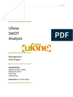 Ufone Final Project