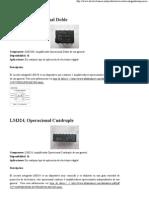 Operacionales - ABC Proyectos Electrónicos