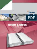 Beam and Block Brochure 2010