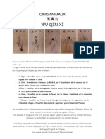 Qi Gong Des 5 Animaux