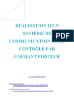 AC Interface Controle Courant Porteur