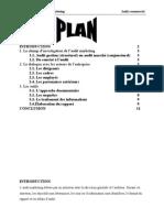 Methodologie Audit Marketing