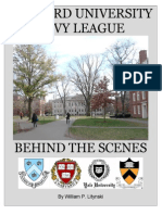 Harvard University and Ivy League
