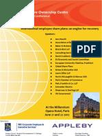 Paris 2012 Brochure