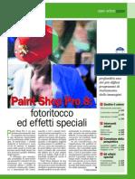 Paint Shop - Guida Al Fotoritocco