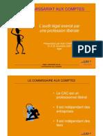 Presentation Sur Les CAC en Algerie