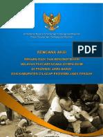 Rencana Aksi Rehabilitasi Rekonstruksi Pascabencana Gempa di Provinsi Jawa Barat Kabupaten Cilacap