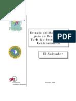 Estudio Del Marco Legal Para Un Desarrollo Turistico Sostenible en Cent Roam Eric A Informe El Salvador