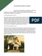 Geneza Si Evolutia Portului Popular Romanesc