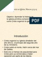 Historia Del Cristianismo-Leccion 2