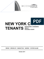 NYC Housing Court Guide