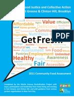 MARP Get Fresh Community Food Assessment