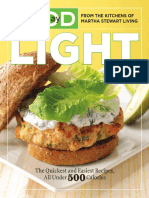 Recipes From Everyday Food Light