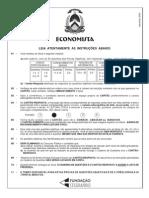 Cesgranrio 2004 Secad to Economist A Prova