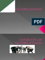Expo Factores Sociales