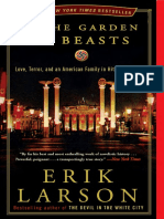 In the Garden of Beasts by Erik Larson - Reading Group Guide