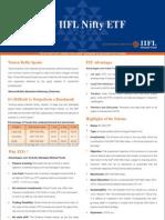 Nifty ETF Brochure