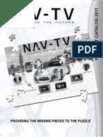 NAV-TV 2011 Product Web Catalog