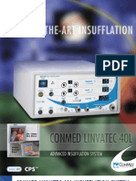 Insuflador Linvatec GS1000