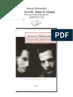 Antonio Debenedetti - Un Giovedì, Dopo Le Cinque