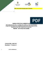 Implementación de la norma de agricultura sostenible como estrategia de conservación de ecosistemas en el municipio de San Vicente de Chucuri.