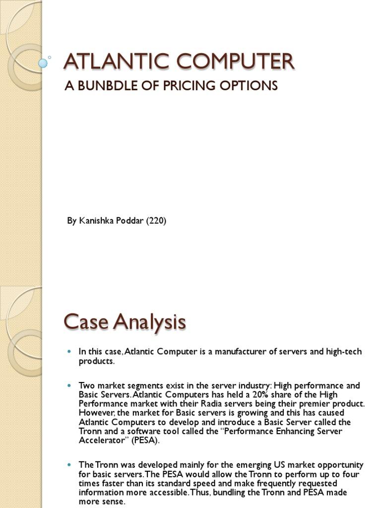 atlantic computer case analysis