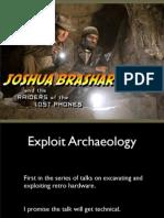 Brashars - Raiders of the Lost Phones - Thotcon 0x3