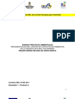 Implementación del centro de capacitación ambiental en la reserva natural Pachamanca