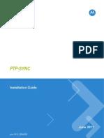 PTP-SYNC Installation Guide