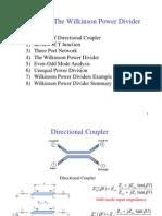 Wilkinson Power Divider (1)