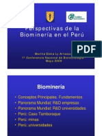 15 M Ly-Biomineria en Peru
