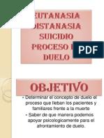PROCESO DE DUELO