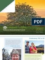 PEC Annual Report 2011