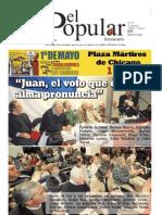 El Popular N° 179 - 27/4/2012