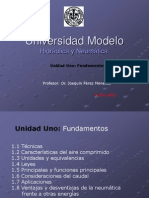 Universidad Modelo unidad 1