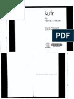 Kufr - An Islamic Critique - by Shaykh Abdalqadir as-Sufi ad-Darqawi