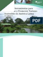 Juego de herramientas para desarrollar y promover turismo sostenible en América Latina (Tour Operadores)